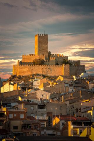 Castell Banyeres de Mariola